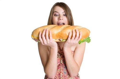 повышенный аппетит перед месячными фото