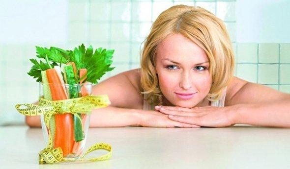 рацион правильного питания для набора веса