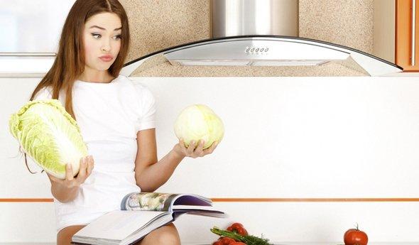 как похудеть на капусте