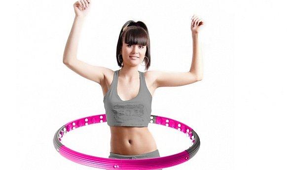 Хулахуп для похудения, отзывы про упражнения с обручем