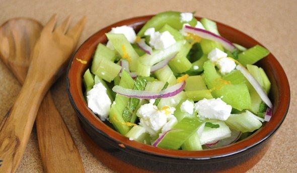 Похудательные рецепты из сельдерея