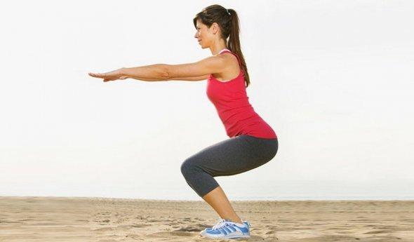 похудение в бедрах и ягодицах диета
