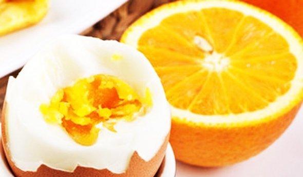 Похудеть на яйцах