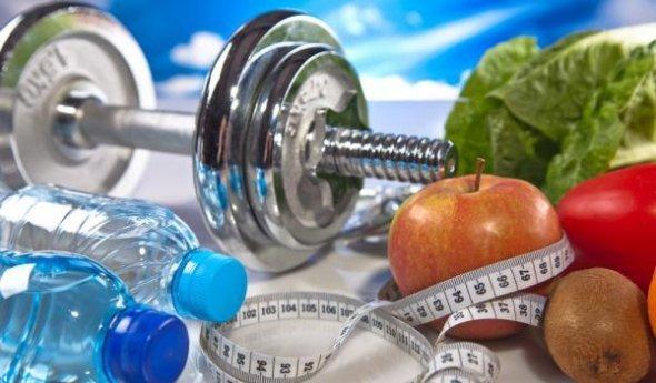 питание при физических нагрузках для похудения
