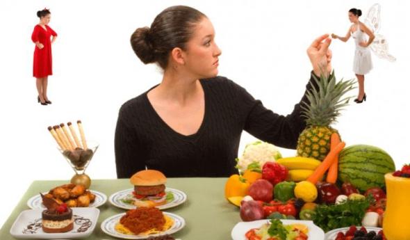 заставить похудение себя и настроить Как на психологически