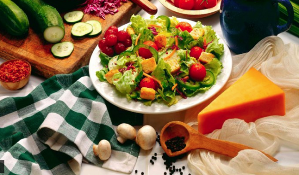 здоровое питание без напряга