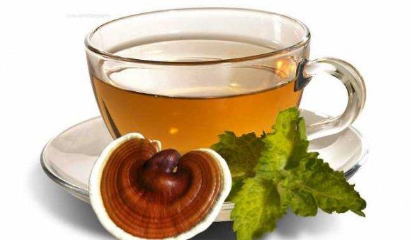 Чай из рейши