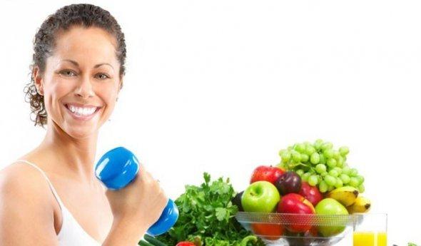 диета при занятии фитнесом для похудения меню