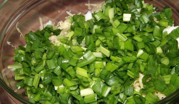 Салат из лука для похудения