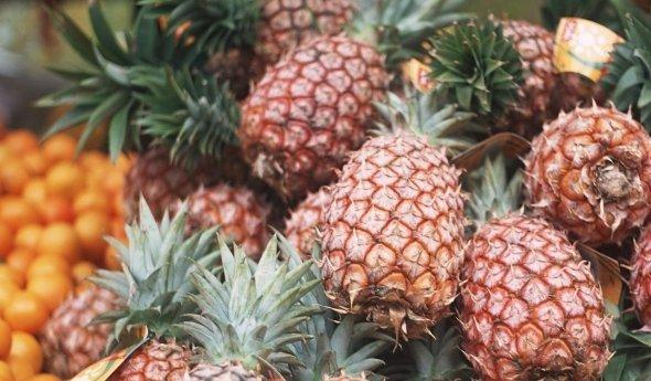 Чем полезен ананас для следящих за фигурой