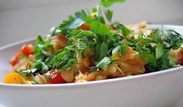 Самые низкокалорийные салаты рецепты