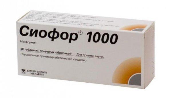 сиофор от диабета