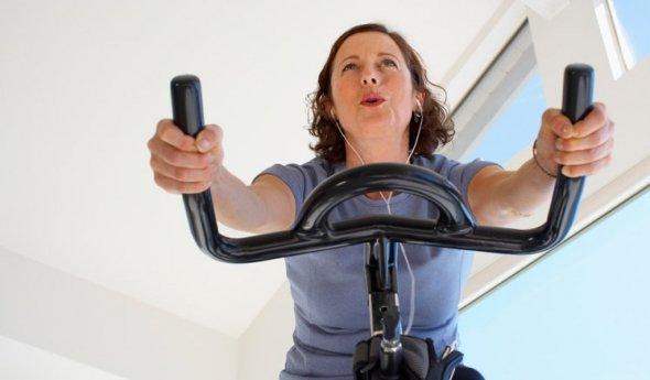 Как эффективно похудеть на велотренажере