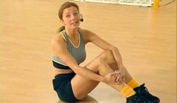 Эффективный фитнес упражнения от Валери Турпин