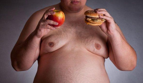 как убрать жир с грудных мышц парню