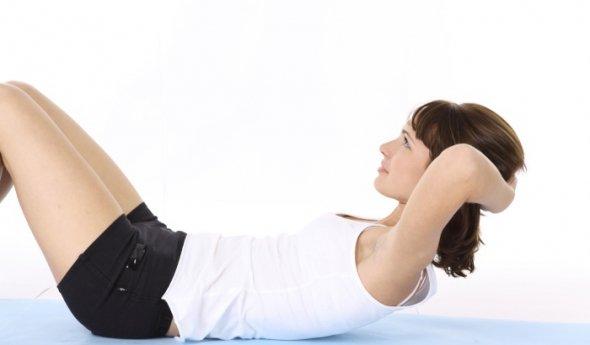 как убрать жир с рук живота