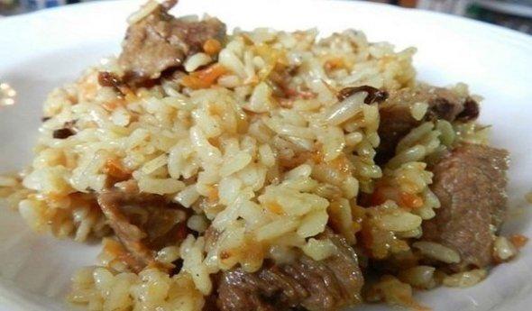 Диетические блюда из риса рецепт с фото