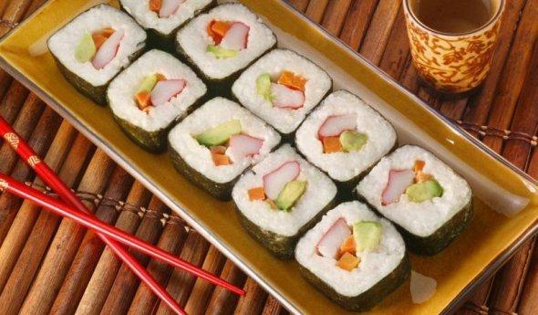 Можно ли есть суши на пп