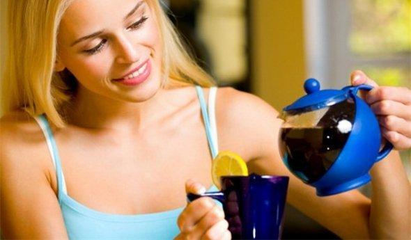 как заварить имбирь для похудения рецепт