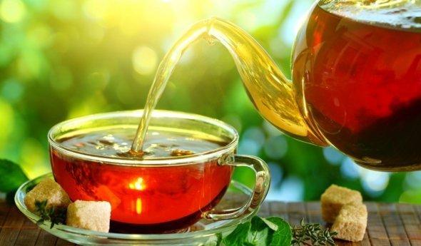 чай для похудения ананас